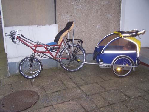 alltagstuning f r kinderanh nger fahrradzukunft ausgabe 8. Black Bedroom Furniture Sets. Home Design Ideas